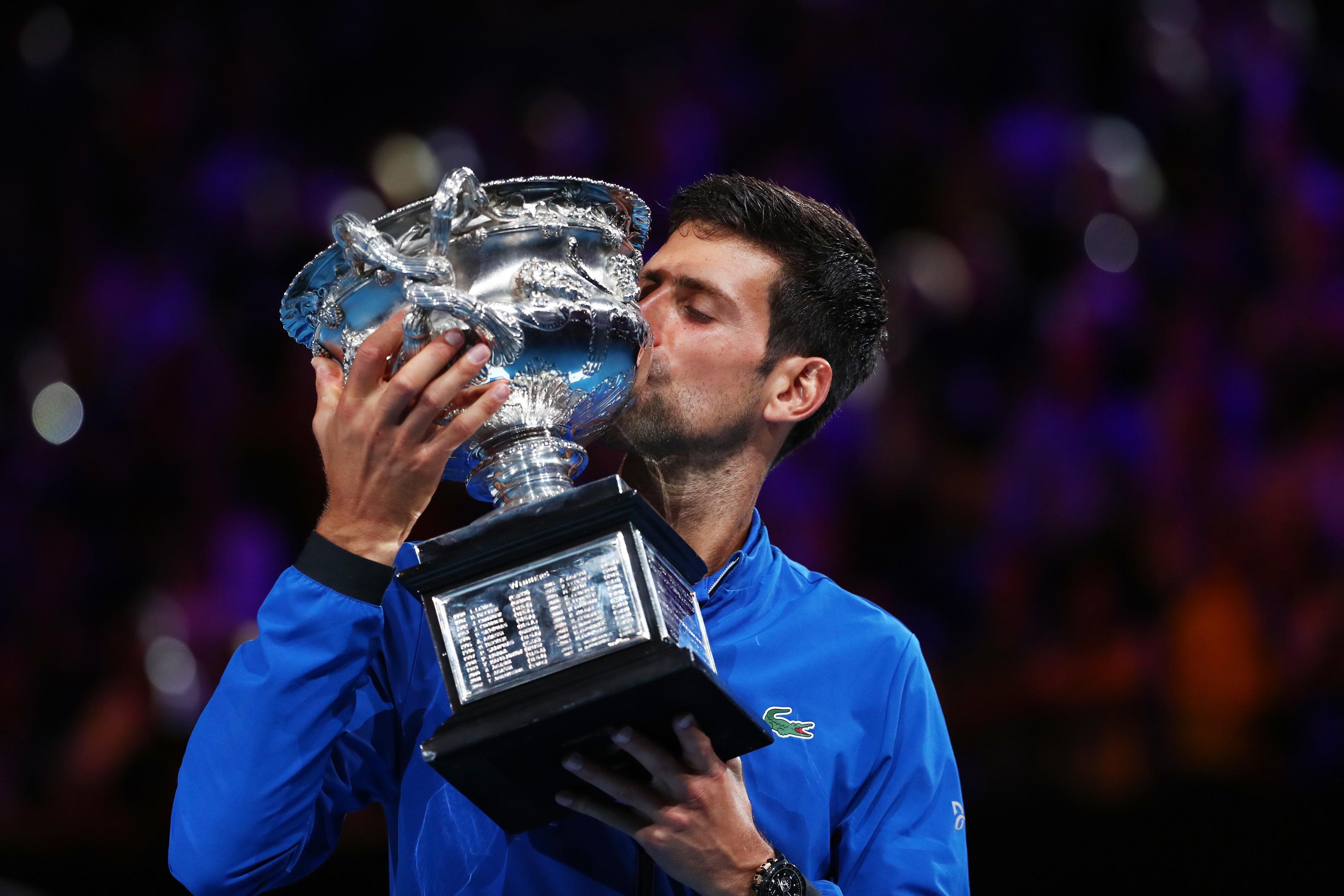 Novak Djokovic Iron Grip Over Atp Tour To Continue Through Wimbledon
