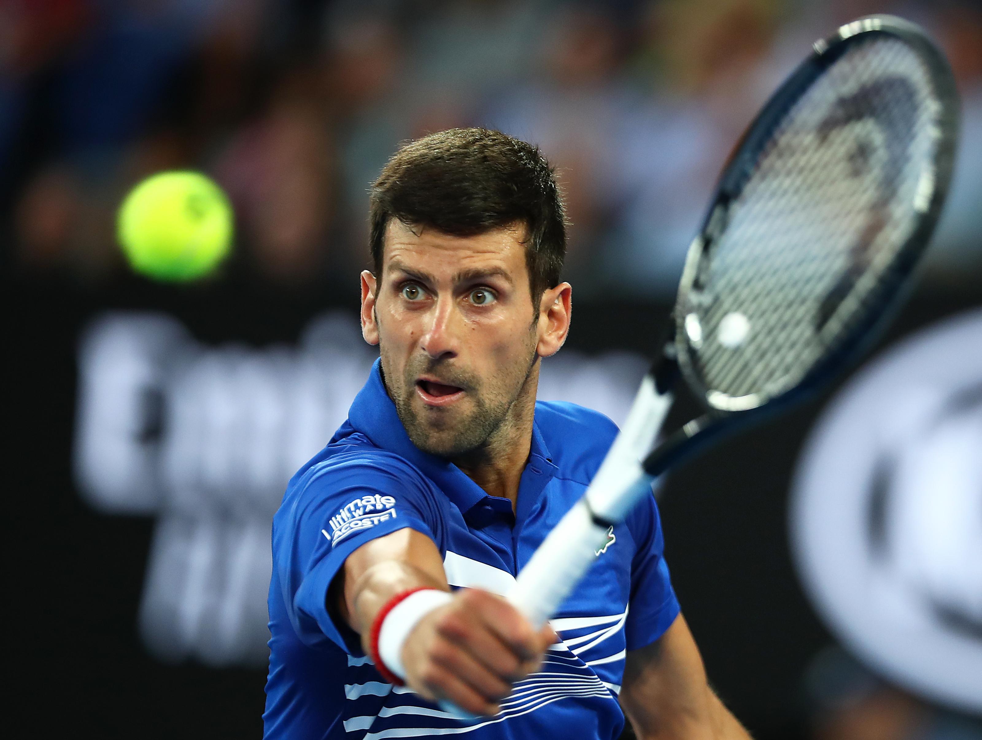 Indian Wells Odds Novak Djokovic And Serena Williams Top The Charts
