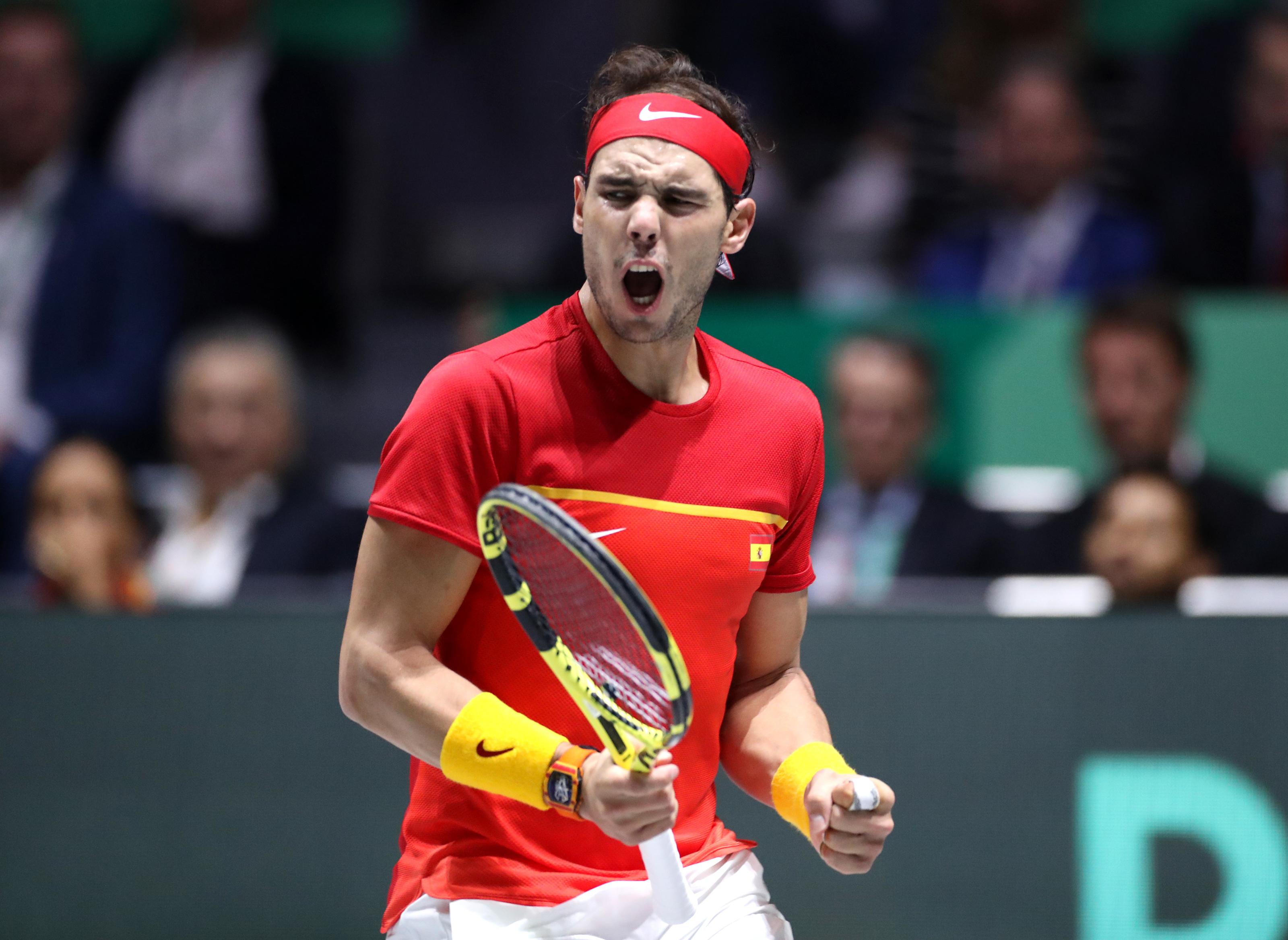 Rafael Nadal Backs Denis Shapovalov And Jannik Sinner To Make The Leap