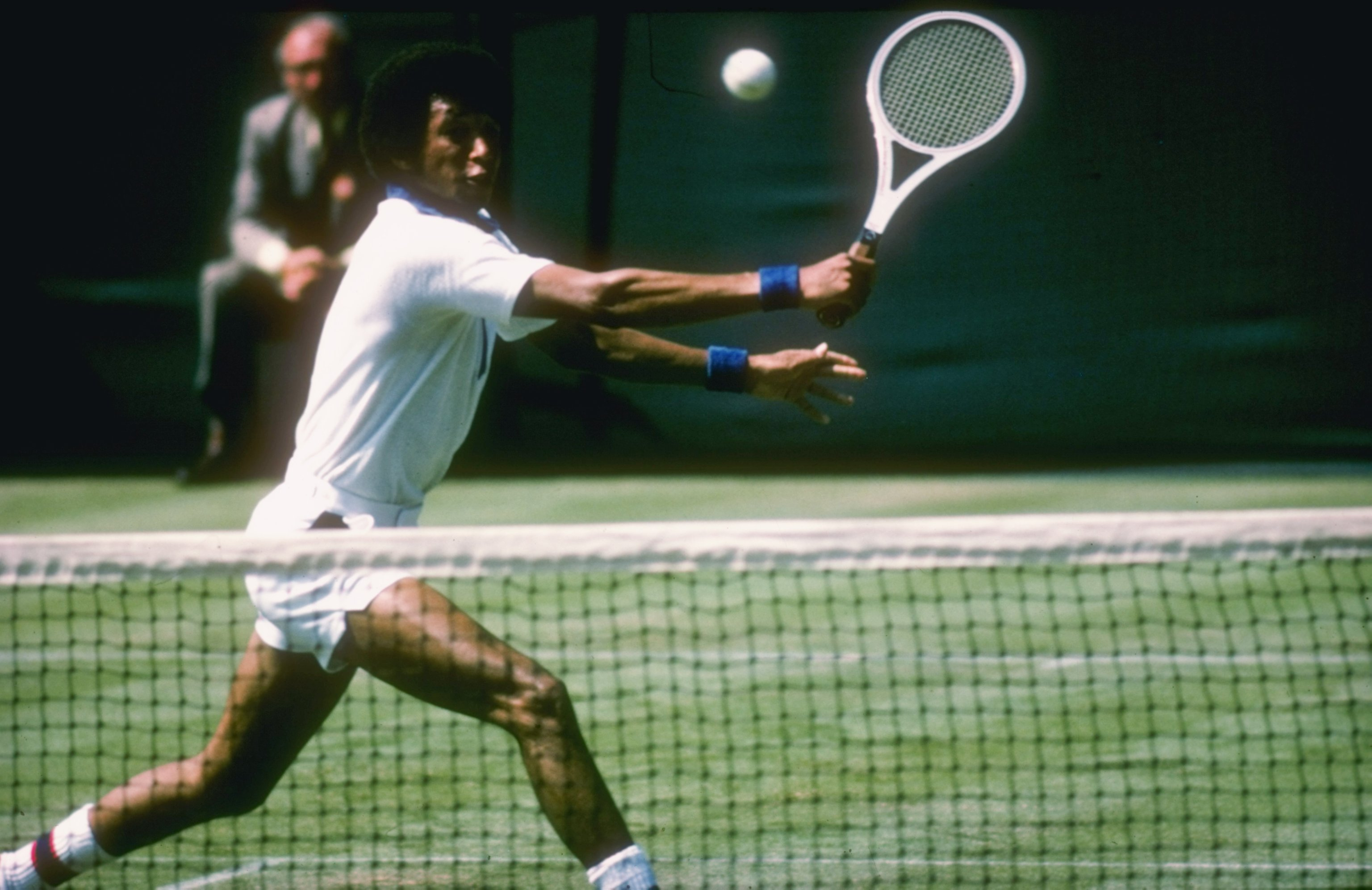 Arthur Ashe remembering one of the sport s greatest champions