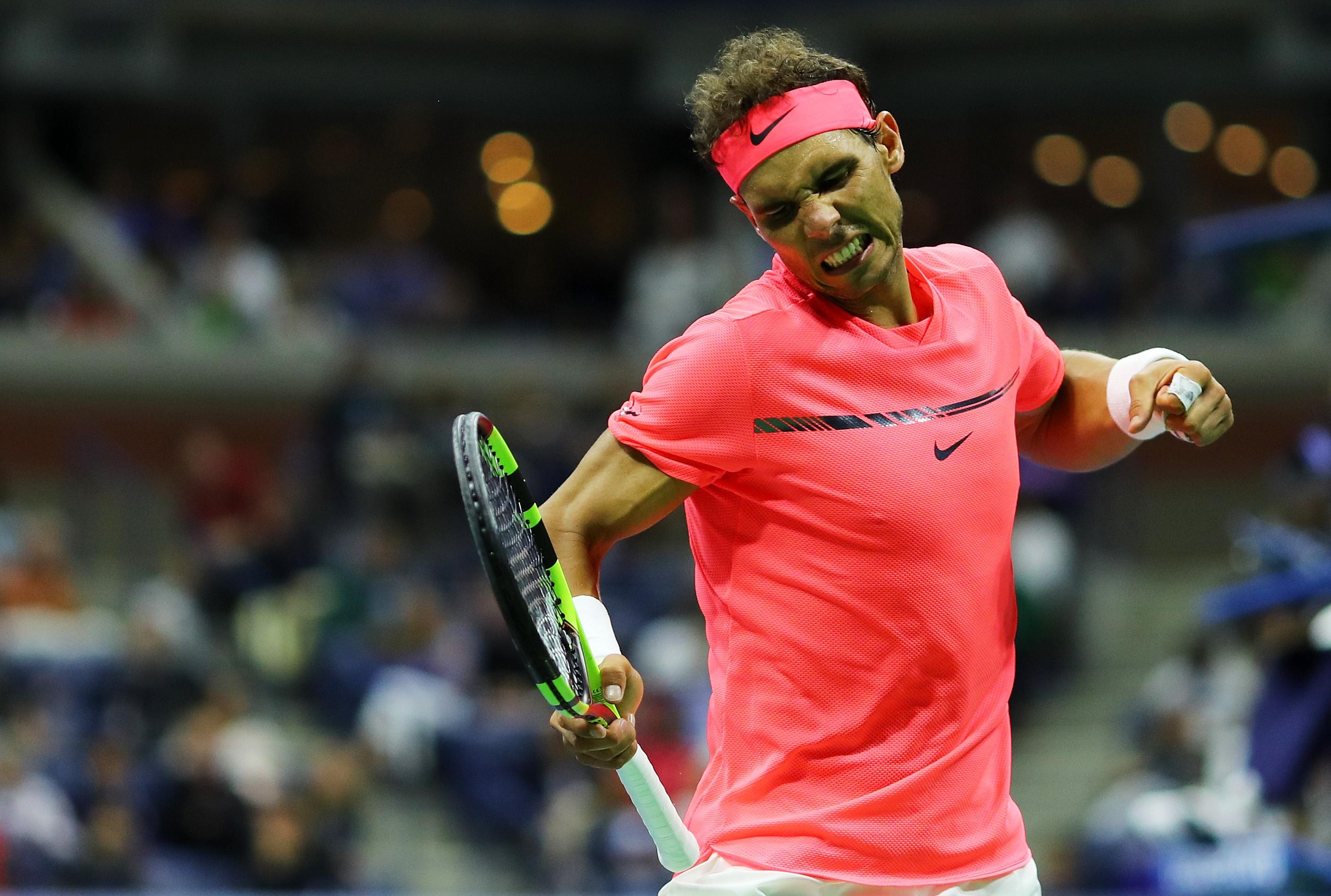 Us Open 2017 Rafael Nadal Makes Triumphant Return To Quarterfinals