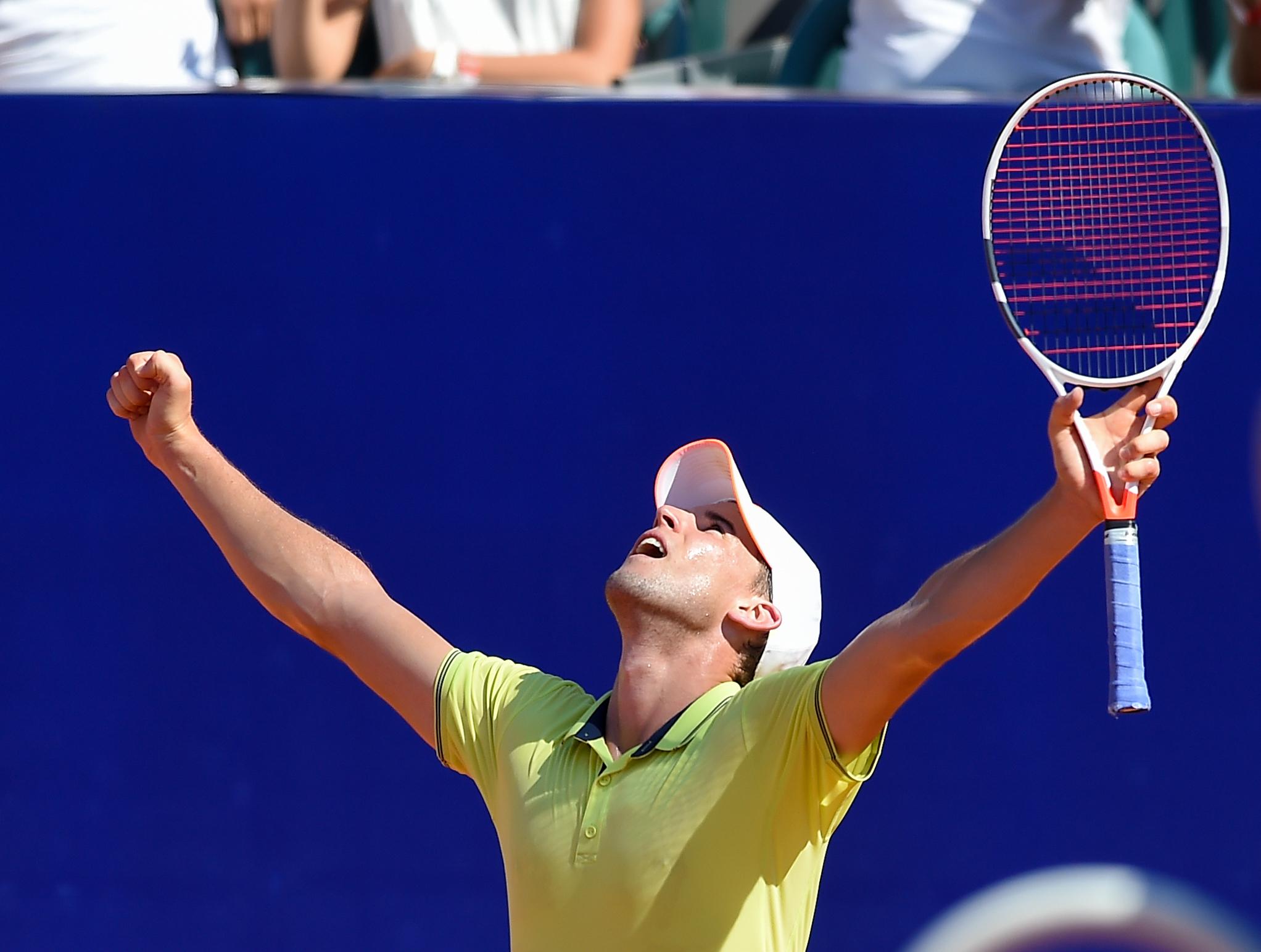 Thiem regains Argentina Open title